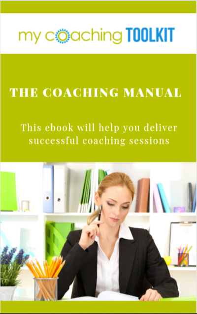MyCoachingToolkit e-book - The Coaching Manual