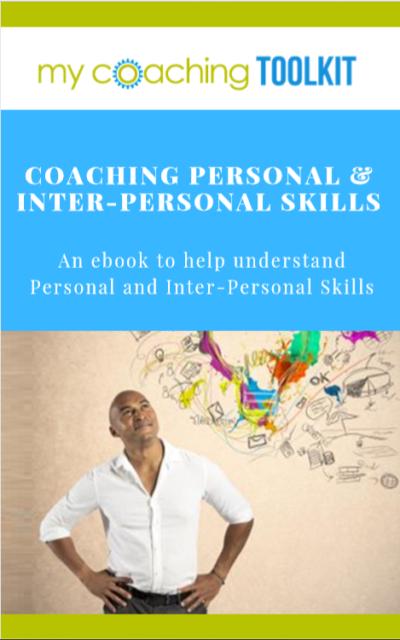 MyCoachingToolkit e-book - Coaching Personal and Interpersonal skills