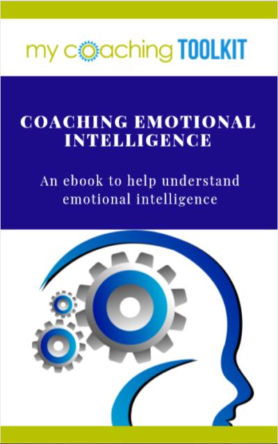 MyCoachingToolkit e-book - Emotional Intelligence