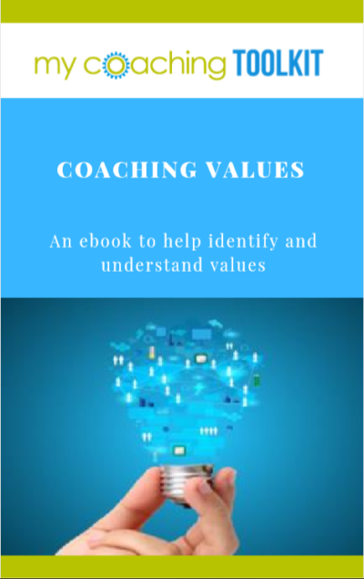 MyCoachingToolkit e-book - Coaching Values