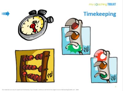 MyCoachingToolkit - Timekeeping by Na