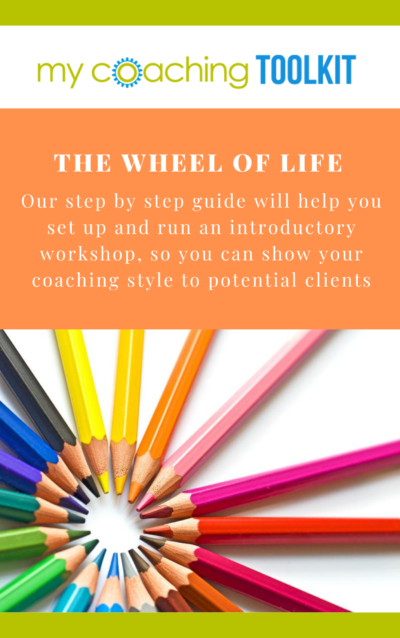 MyCoachingToolkit - Essential Coaching Tool - Wheel of Life