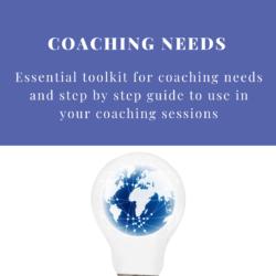 MyCoachingToolkit - Coaching Needs cover