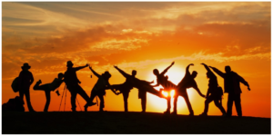 MyCoachingToolkit - Coaching a Team - Working Together - Blog image