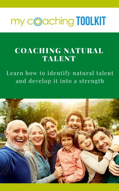 MyCoachingToolkit - Coaching Natural Talents cover