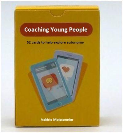 MyCoachingToolkit - Coaching Young People - Card box