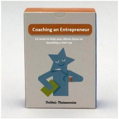 MyCoachingToolkit - Coaching an entrepreneur - Card box