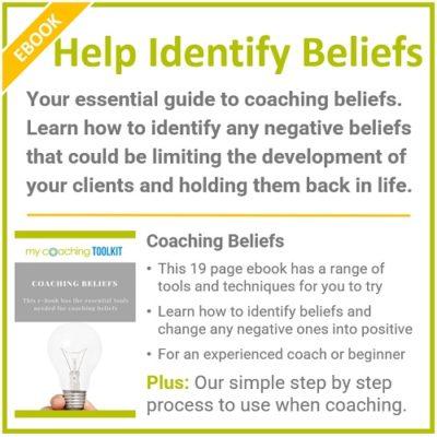 MyCoachingToolkit - Coaching Beliefs - Square