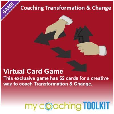 MyCoachingToolkit - Coaching Transformation and change - Square