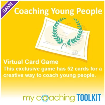 MyCoachingToolkit - Coaching Young People - Square