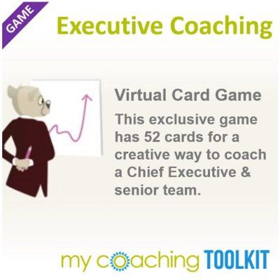 MyCoachingToolkit - Coaching a Chief Executive Game - Square