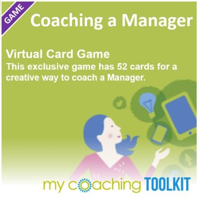 MyCoachingToolkit - Coaching a manager - Square