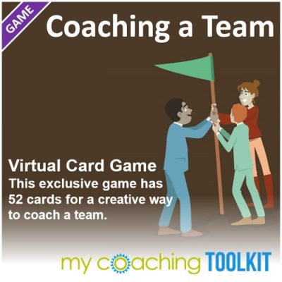 MyCoachingToolkit - Coaching a team - Square