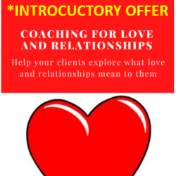 MyCoachingToolkit - Coaching for Love and Relationships cover - Introductory Offer