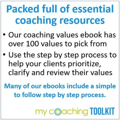MyCoachingToolkit - Essential Coaching Resources - Values - Square