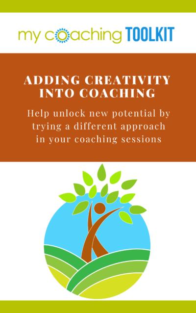 MyCoachingToolkit - Add creativity into coaching - Cover