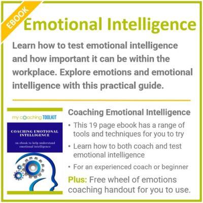 MyCoachingToolkit - Coaching Emotional Intelligence - Square