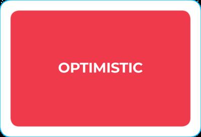 MyCoachingToolkit - Animal ID Optimistic card