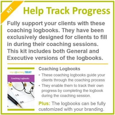 MyCoachingToolkit - Coaching Logbooks Kit - Square