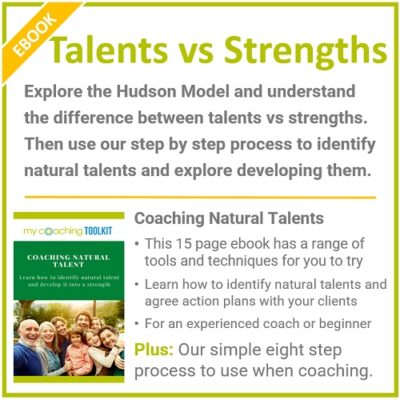MyCoachingToolkit - Coaching Natural Talents - Square