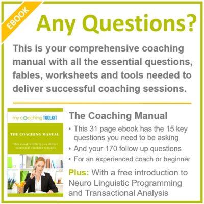 MyCoachingToolkit - The Coaching Manual - Square