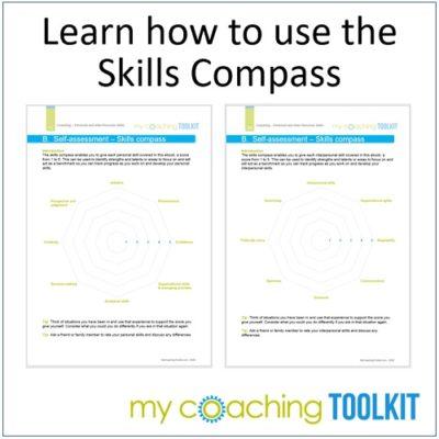 MyCoachingToolkit - Use the skills compass - Square
